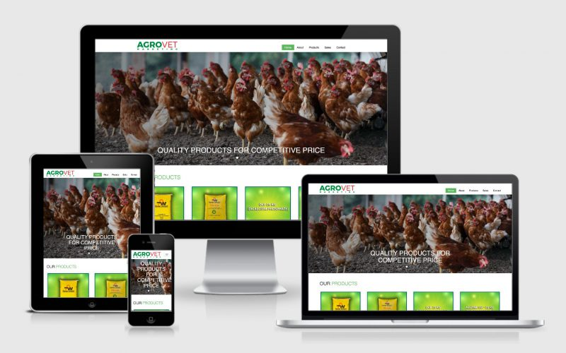 Agrovet Marketing project by modernie