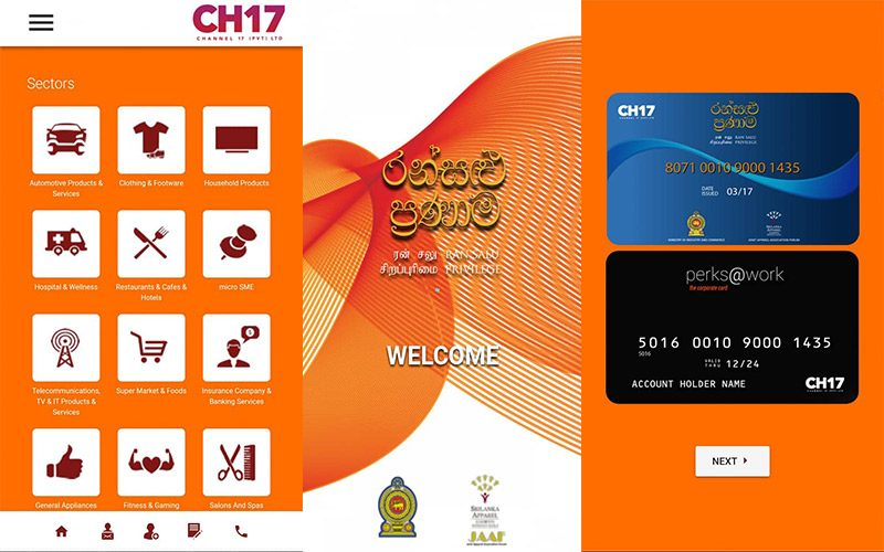 Android mobile app for CH17 project by modernie